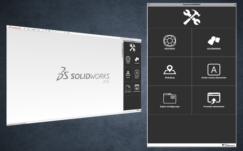Panel SOLIDEXPERT – pobierz darmowe rozwiązanie SOLIDEXPERT