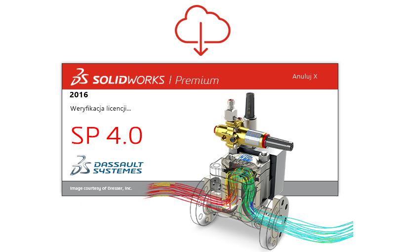 SOLIDWORKS 2016 SP 4.0 gotowy do pobrania!
