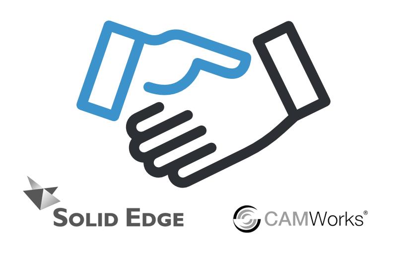 Pełna integracja CAMWorks z Solid Edge
