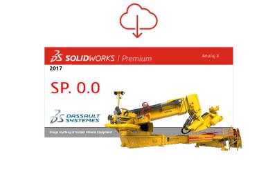 SOLIDWORKS 2017 SP 0.0 dostępny do pobrania!