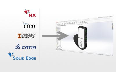 3D Interconnect – nowy wymiar pracy na innych formatach CAD