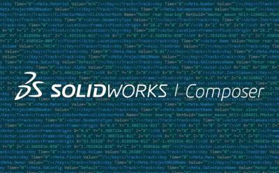 Scenariusz w SOLIDWORKS Composer