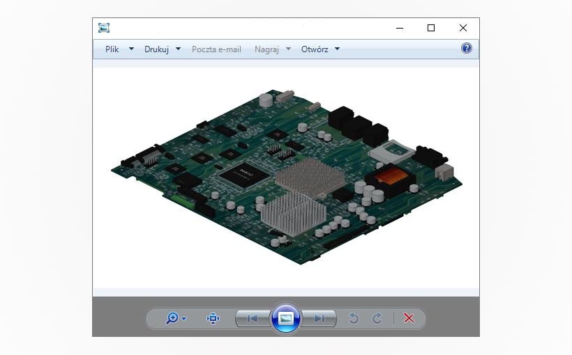 """Jak przywrócić otwieranie plików graficznych w SOLIDWORKS PDM w """"Przeglądarce fotografii systemu Windows"""""""