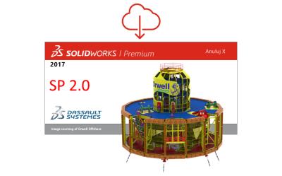 SOLIDWORKS 2017 SP 2.0 dostępny do pobrania!