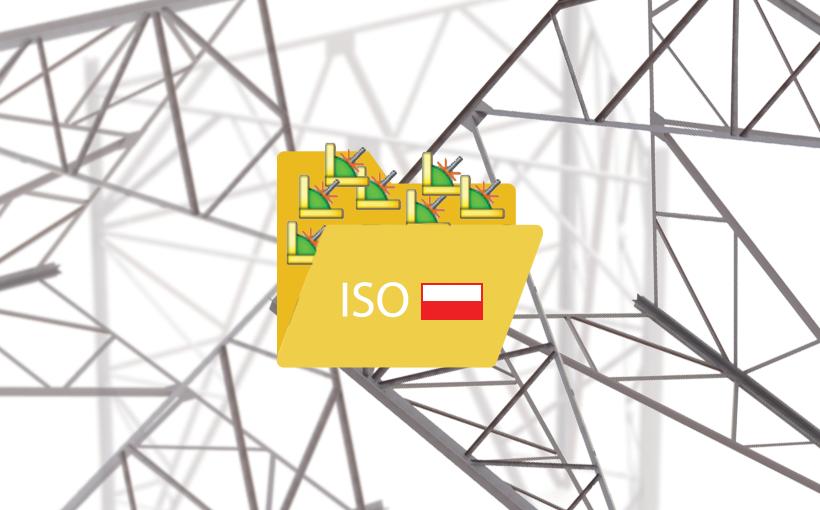 Polska baza profili konstrukcji spawanych ISO dla SOLIDWORKS