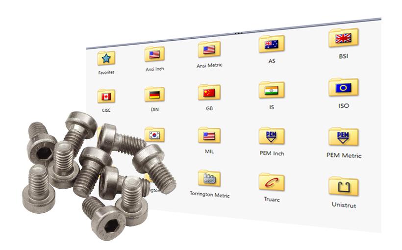 Problem z ładowaniem dodatku SOLIDWORKS Toolbox