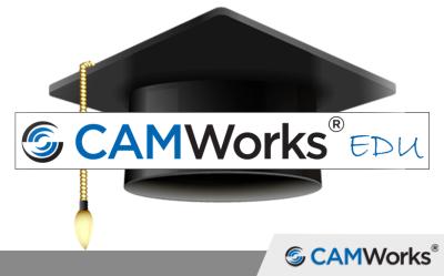 CAMWorks EDU – rozwiązanie CAM dla edukacji