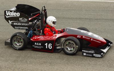 AGH Racing – wykorzystanie rozwiązań SOLIDWORKS w budowie bolidów wyścigowych