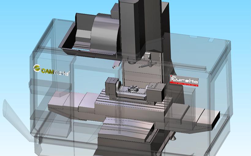 Chcesz uniknąć drogich kolizji i przestojów maszyny CNC…EUREKA!