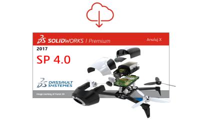 SOLIDWORKS 2017 SP 4.0 dostępny do pobrania!