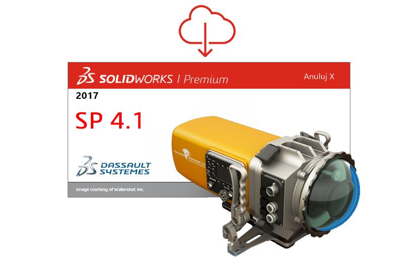 SOLIDWORKS 2017 SP. 4.1 dostępny do pobrania!