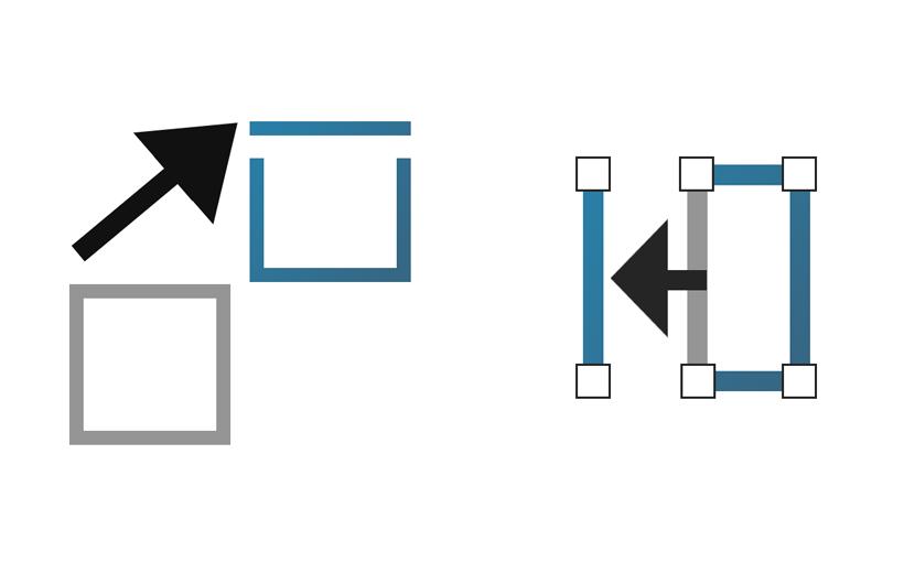 SOLIDWORKS: ustawienia szkicu w trackie przenoszenia i przeciągania