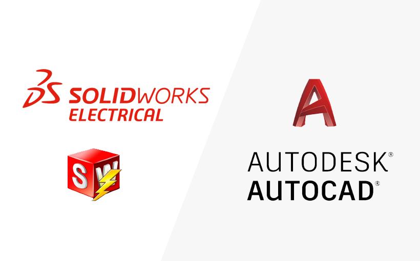 SOLIDWORKS Electrical vs. AutoCAD – poznaj różnice