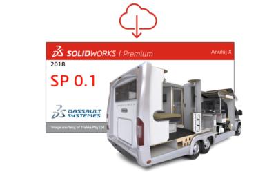 SOLIDWORKS 2018 SP 0.1 dostępny do pobrania!
