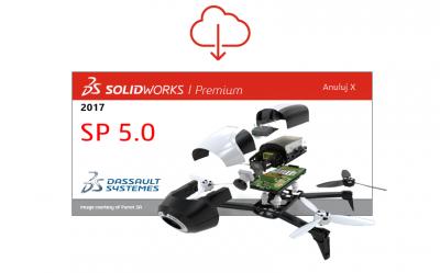 SOLIDWORKS 2017 SP 5.0 dostępny do pobrania