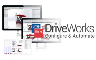 DriveWorks Xpress –  jak prosto i szybko usprawnić pracę konstruktorów