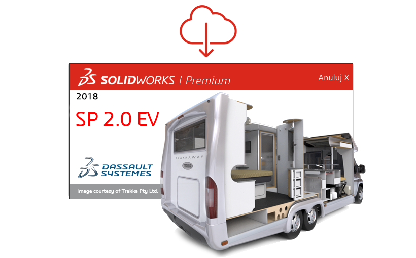SOLIDWORKS 2018 SP 2.0 EV dostępny do pobrania!