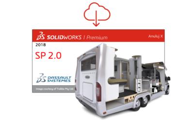 SOLIDWORKS 2018 SP 2.0 dostępny już do pobrania!