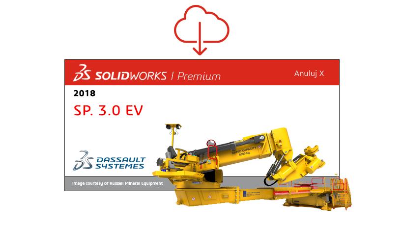SOLIDWORKS SP 3.0 EV jest już dostępny!
