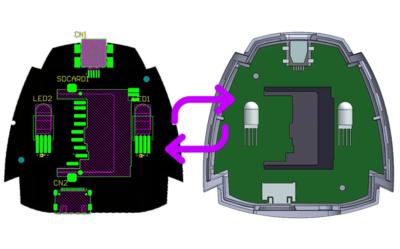 SOLIDWORKS PCB Connector – współpraca działów elektronicznych i mechanicznych