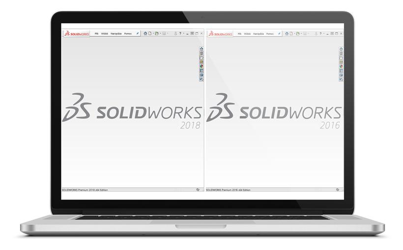 Dwie wersje SOLIDWORKS na tym samym komputerze – instalacja i konfiguracja