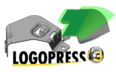 Logopress3 – czyli tłoczenie w SOLIDWORKS bez tajemnic