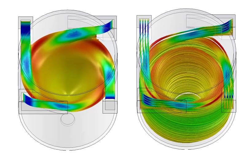 Modelowanie Powierzchni Swobodnej – czyli analiza układów dwufazowych w SOLIDWORKS Flow Simulation