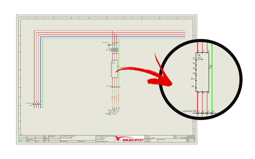 SOLIDWORKS Electrical – Black Box