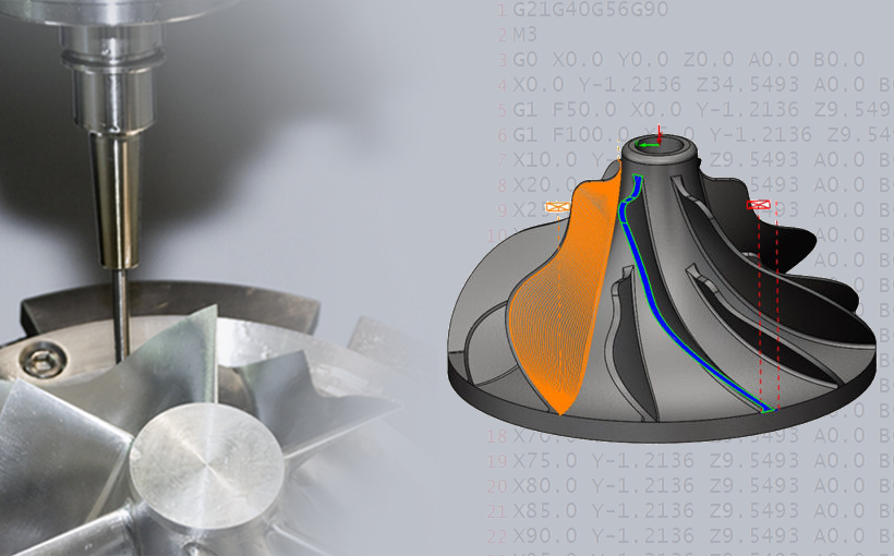 Innowacyjne programowanie obróbki CNC dzięki rozwiązaniom klasy CAM – Projektowanie, programowanie, produkcja
