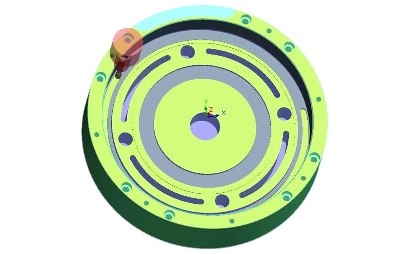 SOLIDWORKS CAM – Obróbka detalu na kilku maszynach z wykorzystaniem konfiguracji