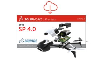 SOLIDWORKS 2018 SP 4.0 dostępny już do pobrania!
