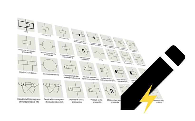 SOLIDWORKS Electrical – Tworzenie symboli
