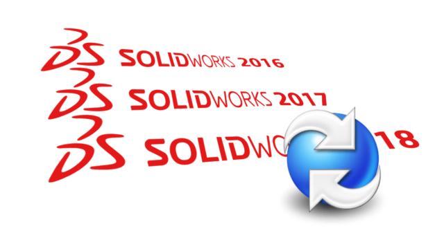 SOLIDWORKS PDM – wyświetlanie wersji SOLIDWORKS zapisanego pliku