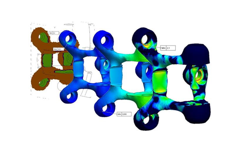 Webinar: Projektowanie przyszłości czyli optymalizacja topologii w SOLIDWORKS Simulation