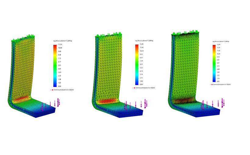 Metody adaptacyjne w SOLIDWORKS Simulation