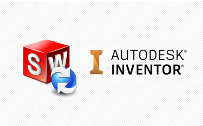 Współpraca SOLIDWORKS PDM z Autodesk Inventor