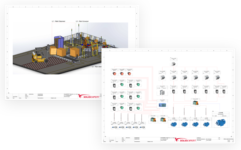SOLIDWORKS Electrical – Inteligentny PDF