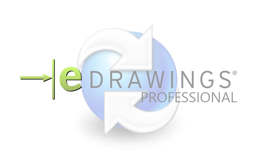 Praca z eDrawings Professional w środowisku PDM Professional