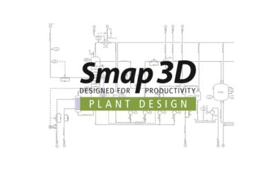 Webinar Smap3D – Wydajne projektowanie instalacji rurowych w SOLIDWORKS
