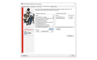 SOLIDWORKS – Nie pożyczaj licencji SNL (SOLIDNETWORK) używając VPN