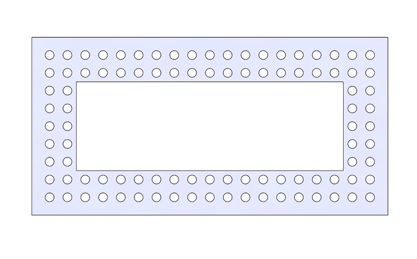Nieprawidłowa liczba otworów w SOLIDWORKS   Objaśnienie otworów