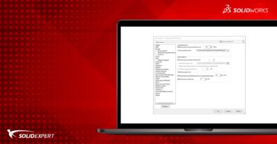 Opcje zapisywania, tworzenia kopii zapasowych i autoodzyskiwania wSOLIDWORKS