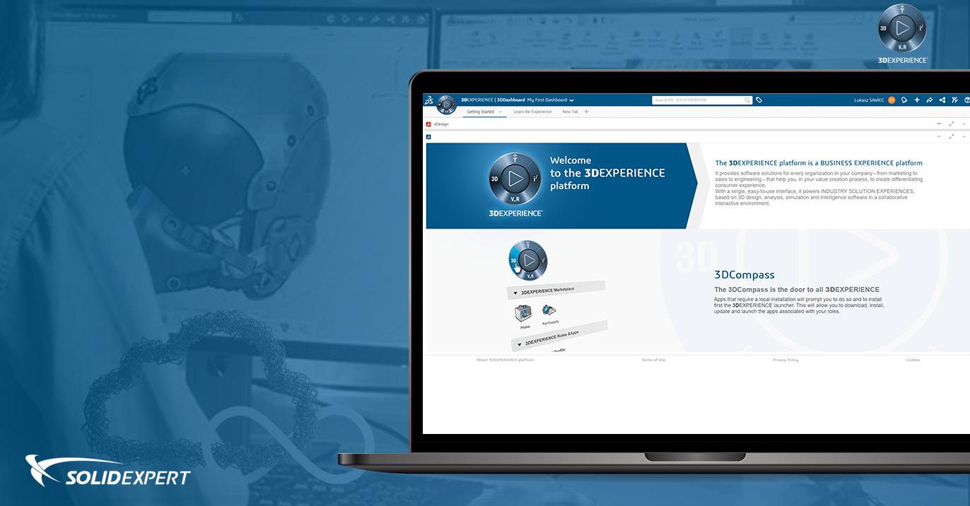 Platforma 3DEXPERIENCE – Podstawowa rola i tworzenie dostępu