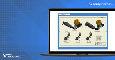 Jak zmienić domyślny program do podglądu plików Autodesk Inventor wSOLIDWORKS PDM Professional