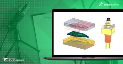 Webinar SplitWorks, MoldWorks, ElectrodeWorks – projektowanie form i elektrod w SOLIDWORKS