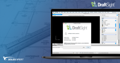 Instalacja i aktywacja DraftSight na Mac OS