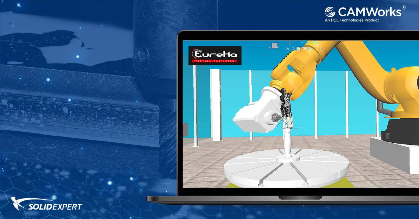 Eureka Robot – symulacja i programowanie robota przemysłowego