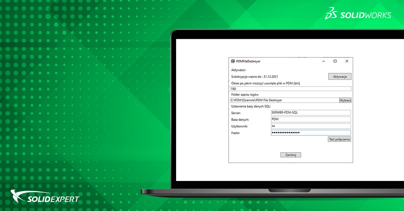 PDMFileDestroyer – Automatyczne niszczenie usuniętych plików w PDM