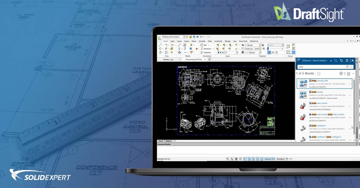 Jaka jest różnica między DraftSight a 3DEXPERIENCE DraftSight?