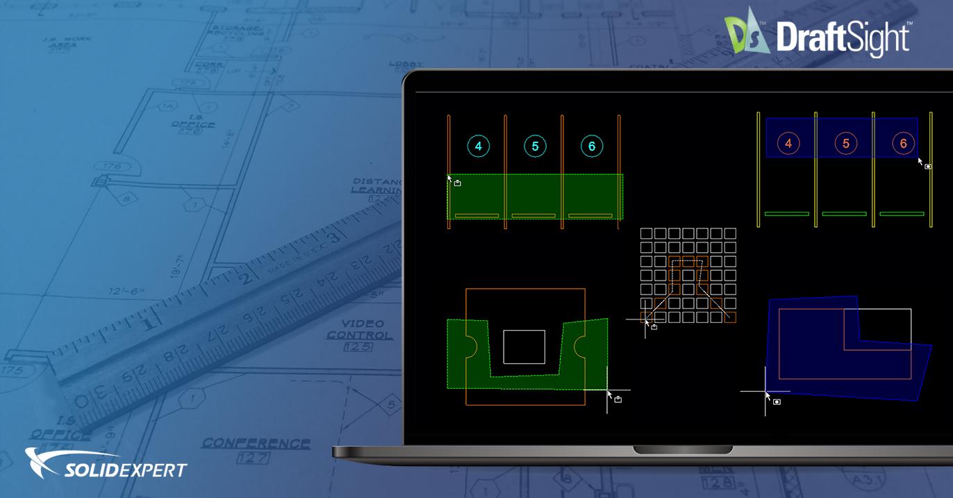 DraftSight – Nieznane sposoby selekcji elementów